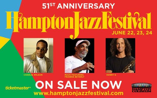 Hampton Jazz Festival | Hampton Coliseum