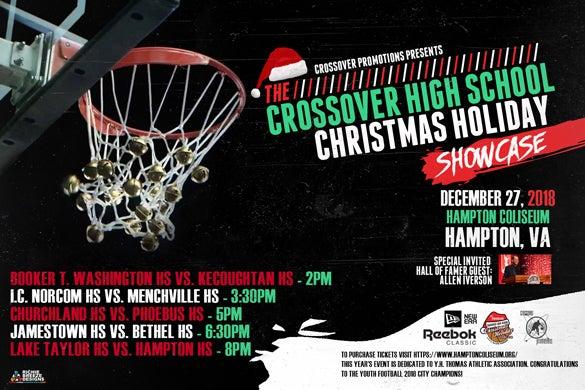 a0a8faa6e6722 Crossover High School Christmas Holiday Showcase