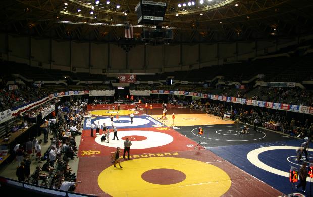 37th Annual Virginia Duals Wrestling Tournament Hampton